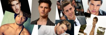 My Top 5 Famous Hotties (MALE)