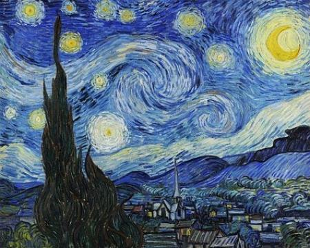 Don McLean - Vincent (starry starry night)