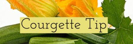 Courgette Tip