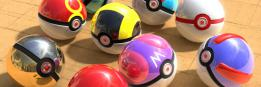 Do It Yourself Pokebal (of een ander soort bal zoals kerstbal)