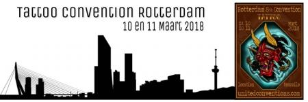 Tattoo Convention Rotterdam