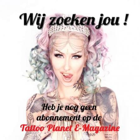 TattooPlanet Magazine