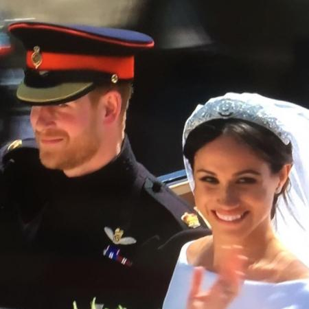 Harry & Meghan married