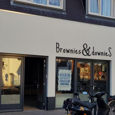 Nieuwe brownies en downies