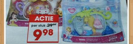 In de aanbieding: mini Disney Princess speelset bij Top1Toys.