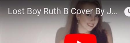 Lost boy Ruth B cover