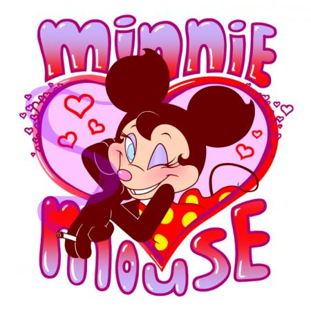 Als Minnie Mouse niet Mickey Mouse was