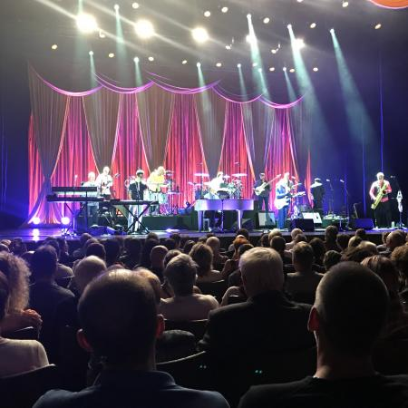 Brian Wilson (The Beach Boys) in Carré Amsterdam.