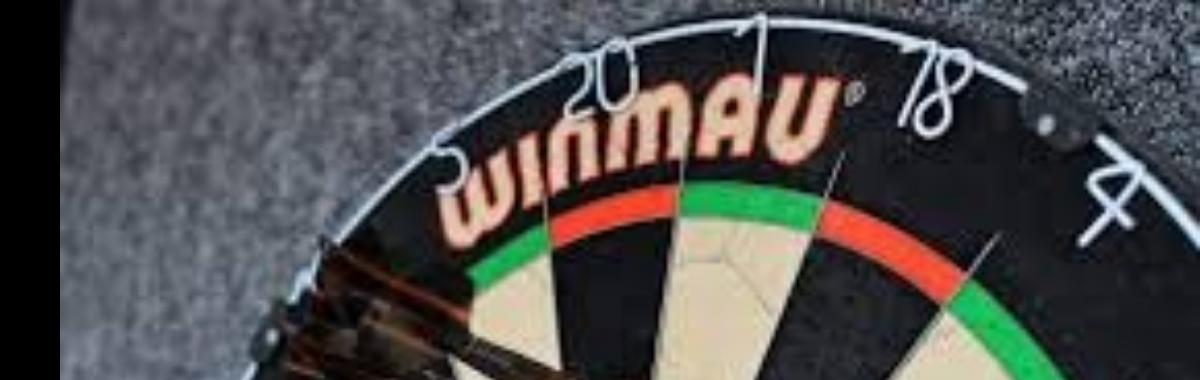 Speelschema en loting PDC WK Darts 2020