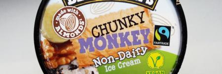 Vegan Ben & Jerry's Chunky Monkey review