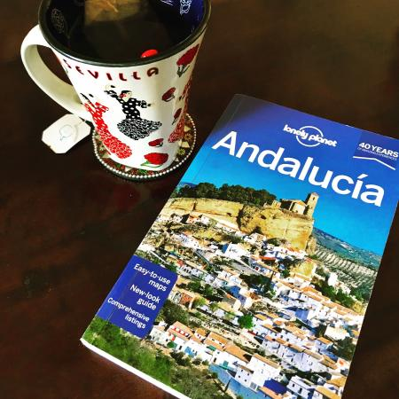 Next trip: Andalusie