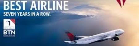 Delta Airlines' service