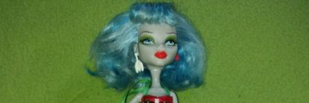 Monster High, mijn eerste pop