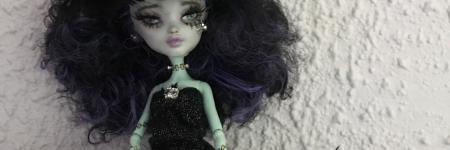 Frankie Stein ... monster high ~ doll repaint ~