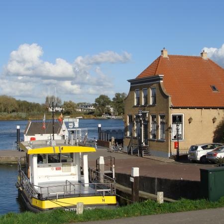 Puttershoek haven